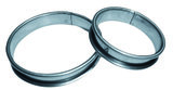 Inox ring Ø80 mm x h 16 mm_