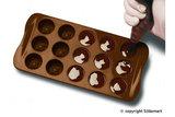 Chocoladevorm Hart_