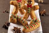 Noviflex Gingerbread Man_