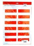 Decoratiesjabloon 29 x 39 cm (120 x 32 mm)_