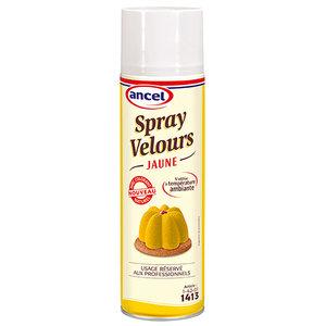 Ancel Velours Spray GEEL