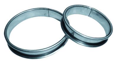 Ring inox Ø 12cm x h 27mm