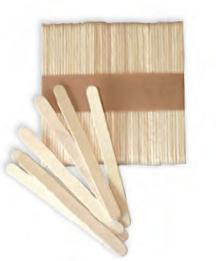 Ijslolystok hout 11 cm