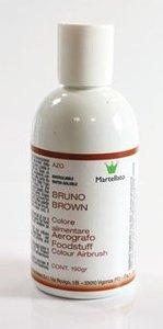 Kleurstof voor airbrush BRUIN 190 ml