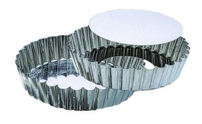 Taartvorm Ø100 mm - Hoogte: 30 mm