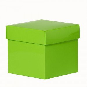 CubeBox® 250g Limoen