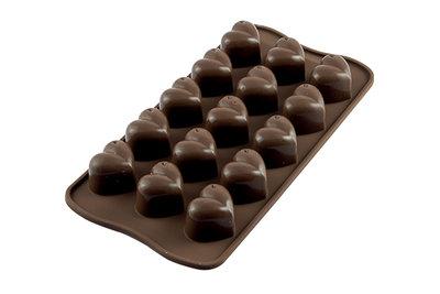 Chocoladevorm Hart