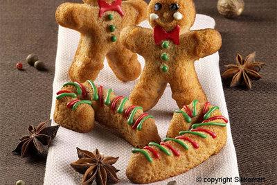 Noviflex Gingerbread Man