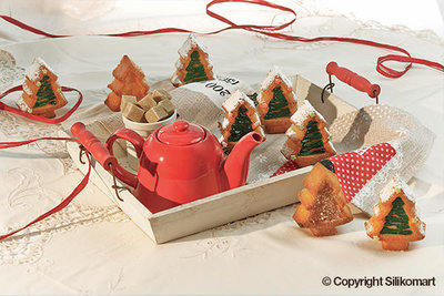 Noviflex Kerstboom Savarin