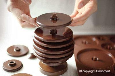 Chocoladevorm Paasei