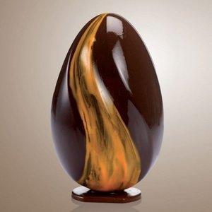 Chocolade vormset Paasei