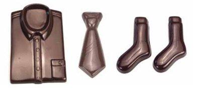Chocoladevorm Vaderdag