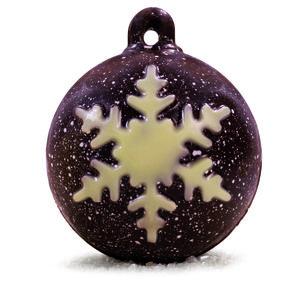 Chocoladevorm Kerstbal