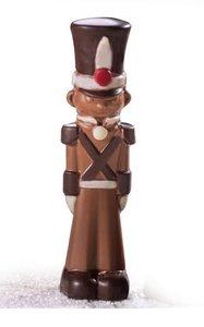 Chocoladevorm Toy Soldier