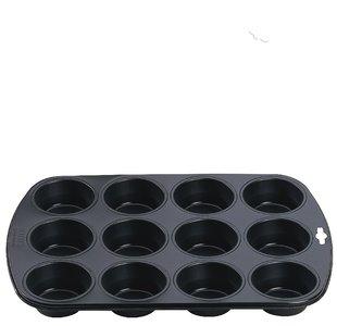 Muffinplaat 12 stuks 380 x 270 mm