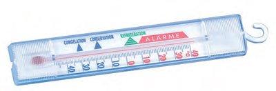 Koelingsthermometer plastiek -40°C tot +40°C