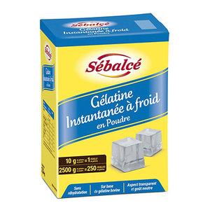 Sébalcé Instant Gelatinepoeder 2,5kg