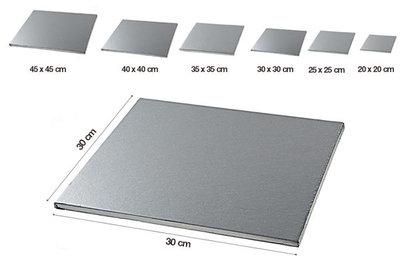 Presenteerplaat 30 x 30 cm