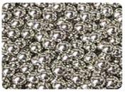 Zilverparels 6mm - 300g