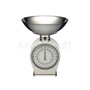 Weegschaal mechanisch tot 4 kg
