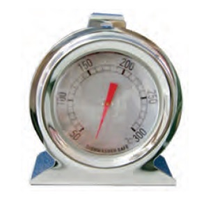 Oventhermometer 50°C tot 300°C