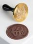 Timbre-pour-chocolat-Love-3-cm